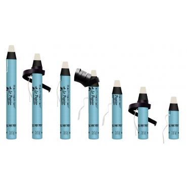 Creion - ruj hidratant GLOSSY NUDE-DUSTY ROSE, zero plastic, Beauty Made Easy, 6 g