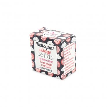 Demachiant solid pt ten mixt / gras Grapefruit - Zero Waste Lamazuna 27g