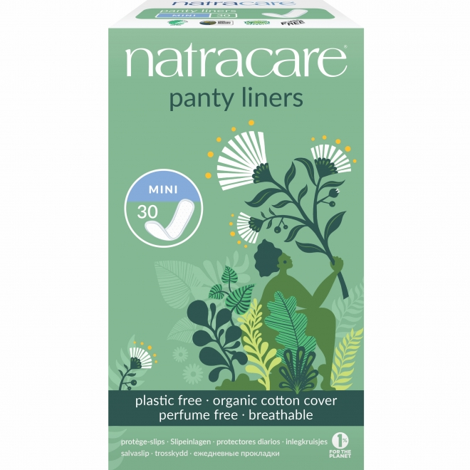 Protej slip breathable / mini, Natracare