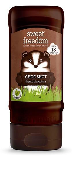 Sirop de ciocolata - Choc Shot, Sweet Freedom