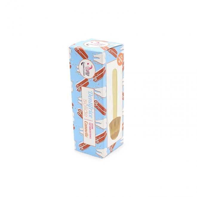 Pasta de dinti solida CINNAMON - zero waste - Lamazuna 13 gr