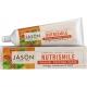 Pasta de dinti Nutrismile, pentru prevenirea tartrului si cariilor, Jason