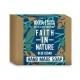 Sapun solid cu cedru albastru, pentru barbati, Faith in Nature, 100 g