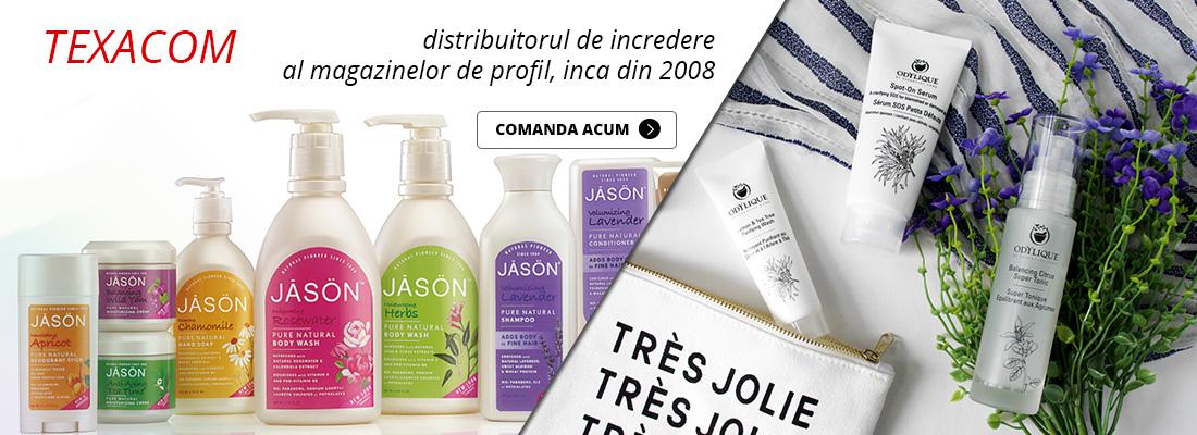 Texacom distribuitorul de incredere al magazinelor de profil inca din 2008